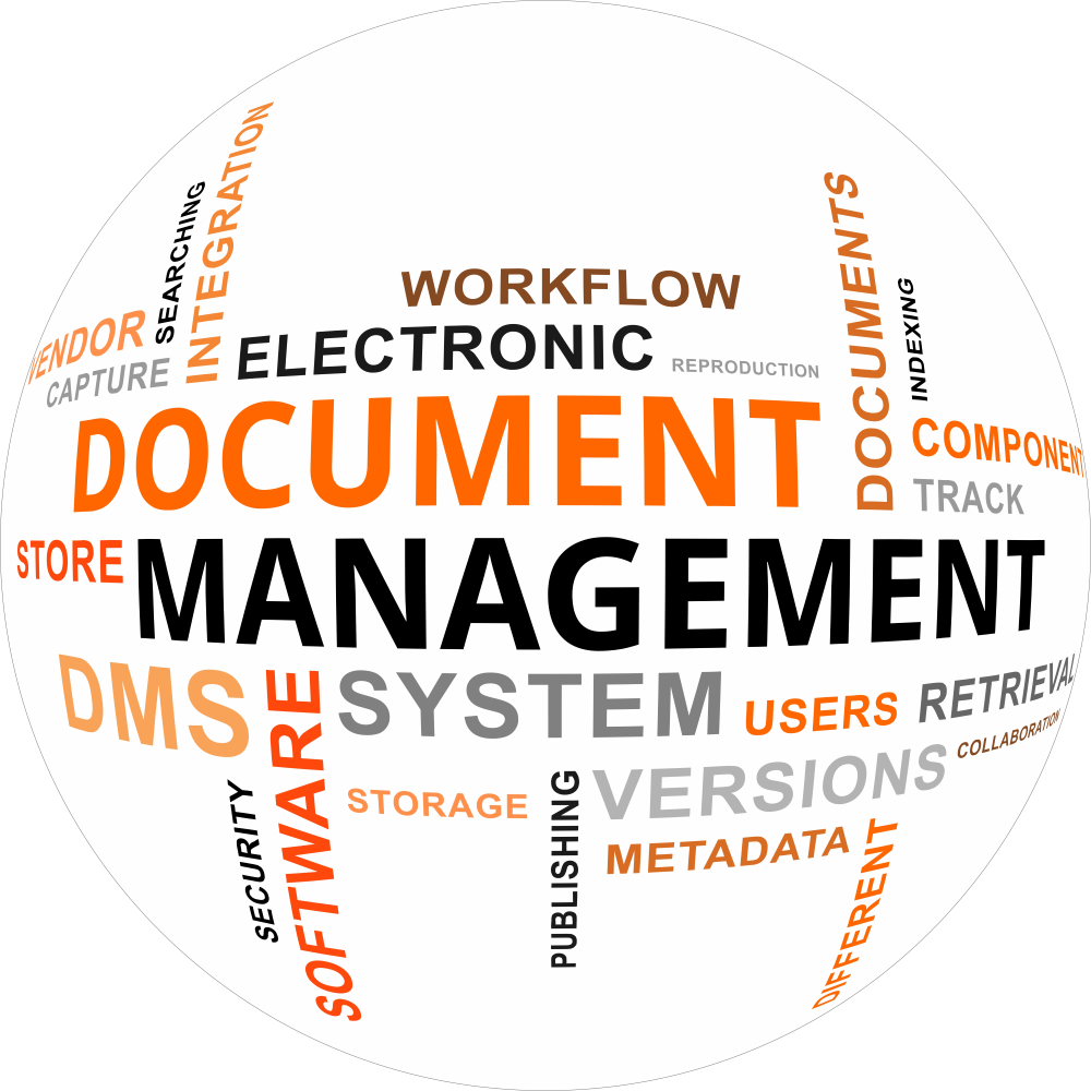 Your document management system (DMS) and a content management system (CMS) should work in harmony with managed print services